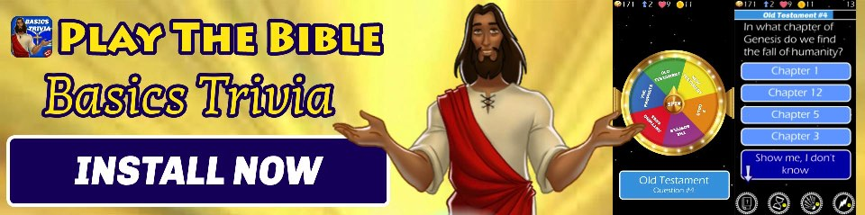 Play The Bible - Basic Trivia