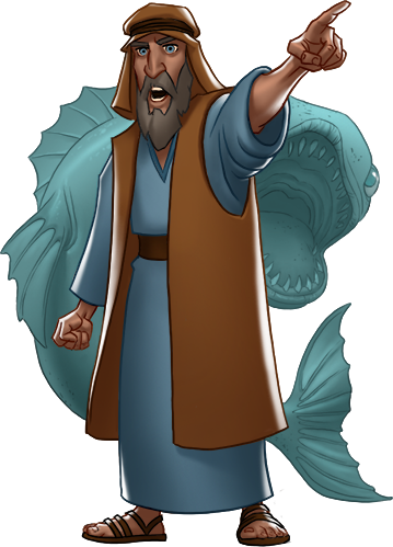 Jonah the Reluctant Prophet