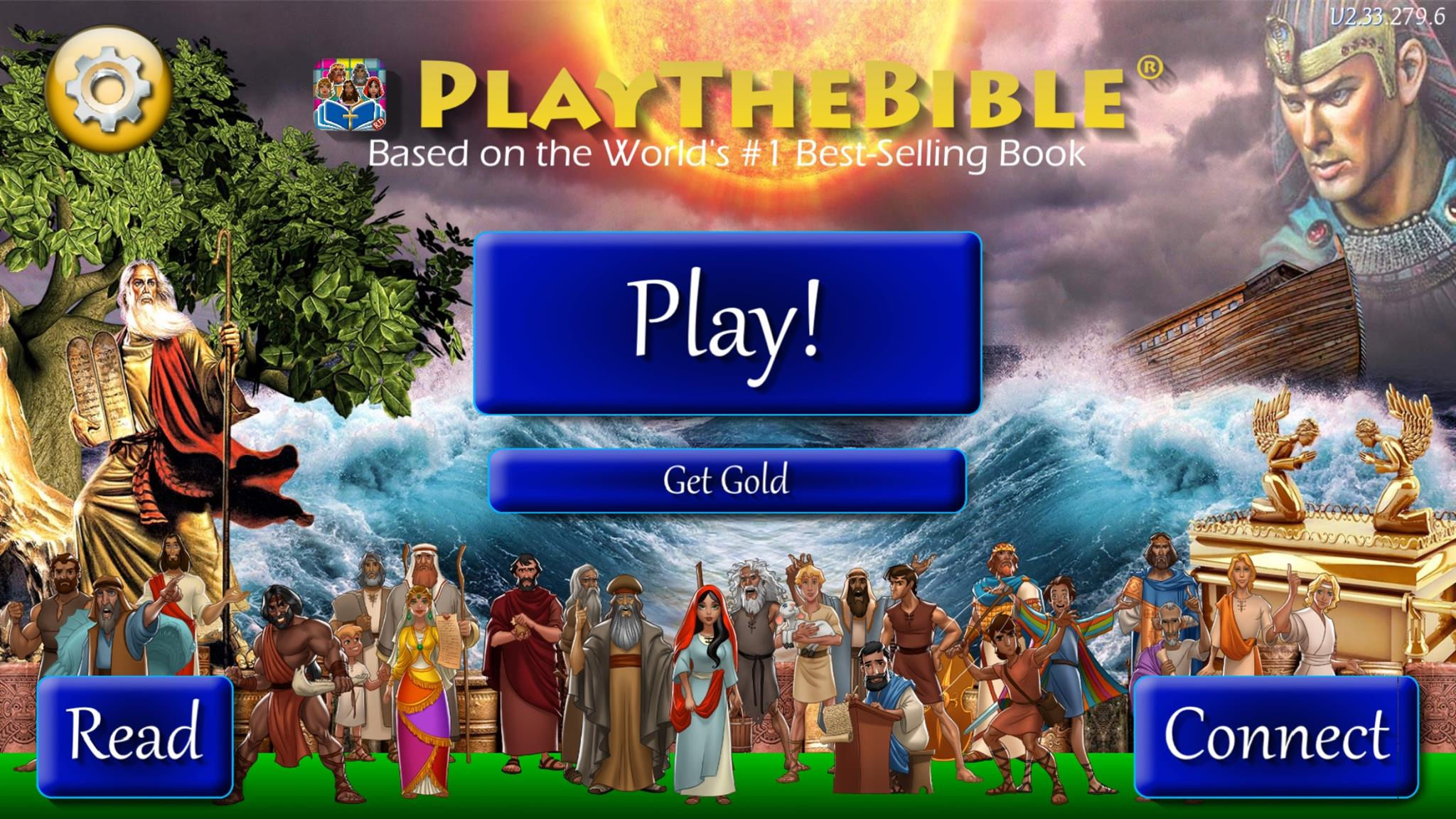 The World Needs Bible Games